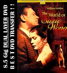 The World Of Suzie Wong DVD 1960