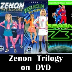 Zenon Girl Of The 21st Century DVD 1999 Disney