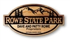 Carved Wooden Lodge, Camp and Cabin Sign -Rustic Styling