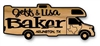 CARVED WOOD MOTORHOME CLASS C SIGN
