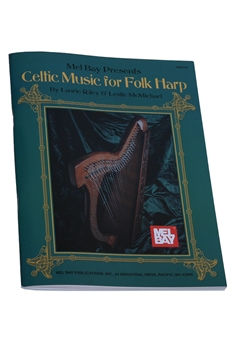 Mel Bay's Celtic Music for Folk Harp
