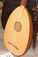Roosebeck 6 Course Lute