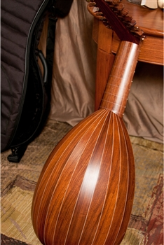 Roosebeck 8 Course Lute Canadian Spruce