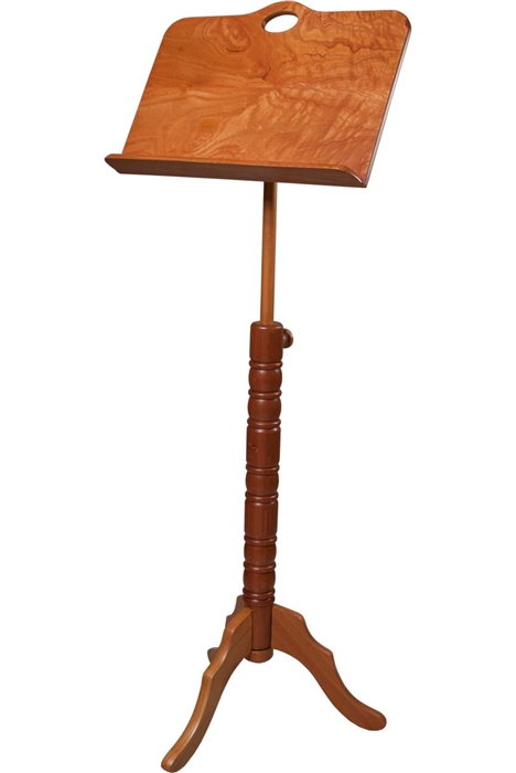 wood music stands sale roosebeck colonial cedar free shipping. Black Bedroom Furniture Sets. Home Design Ideas