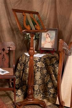 roosebeck wood music stands sale free shipping. Black Bedroom Furniture Sets. Home Design Ideas