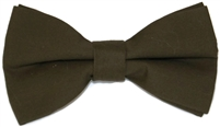 Men's Military Green Bow Tie