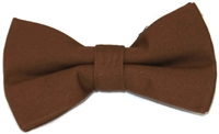Men's Brown Bow Tie