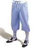 Light Blue Golf Knickers for Men