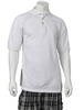 Men's Edinburgh White Golf Polo Shirt