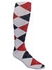 The Highlands Argyle Kid's Golf Sock Collection