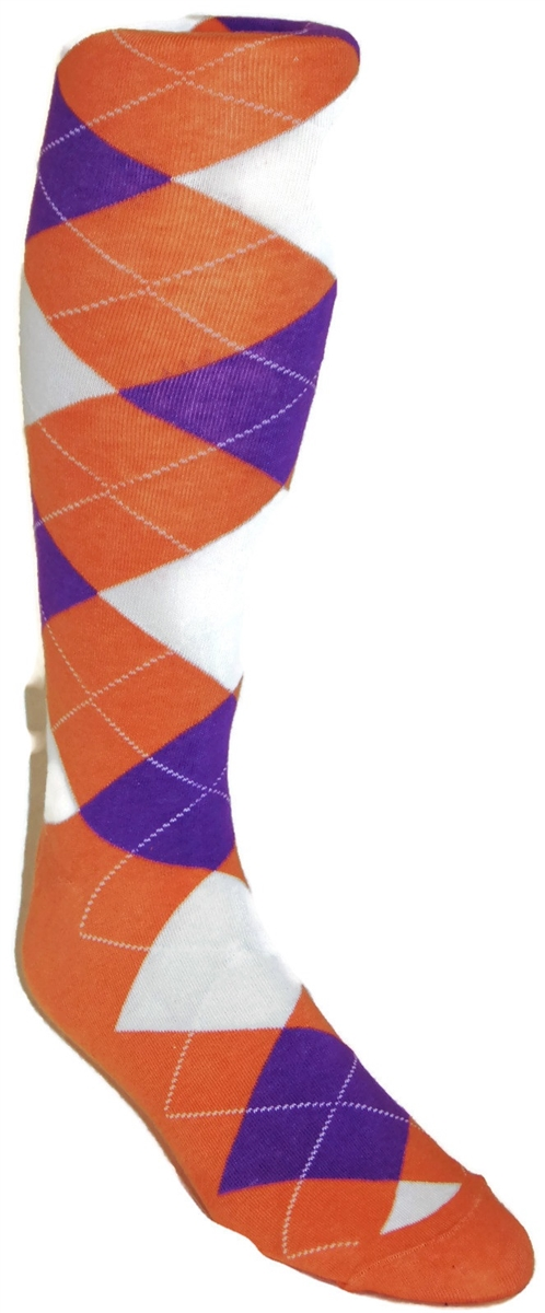 9d13f30f0 The Highlands Argyle Golf Sock Collection
