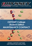 Maintenance for Odyssey College Student Edition