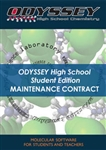 Maintenance for Odyssey High School Student Edition