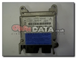 Ford S-Max 4M5T 14B056 AE Bosch 0 285 001 847 airbag module reset and repair by Crash Data