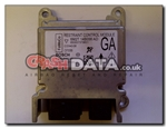 Ford S-Max 6M2T 14B056 AD Restraint Control Module Reset and Repair 0 285 010 140