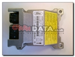 Ford Transit 2T1T 14B321 BC Bosch 0 285 001 956 airbag module reset and repair by Crash Data