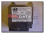 Hyundai 95910-25700 airbag module reset and repair 5WK42933