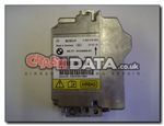 BMW 65.77 9134280 airbag module reset and repair 0 285 010 064