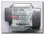 Kia 95910-1H250 Mobis 1H959-10250 airbag module reset and repair by Crash Data