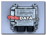 Land Rover 9H52 14D374 AC Bosch 0 285 010 523 airbag module repair reset by crashdata.co.uk