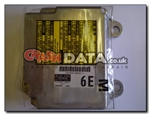 Lexus 89170-30540 Denso 152300-9061 airbag module reset and repair by Crash Data