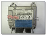 Mazda BS4 H57 K30 B Airbag Control Module Reset and Repair 0 285 001 961