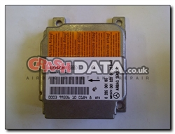 Mercedes 001 820 08 26 Airbag Module Reset and Repair 0 285 001 165