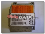 Mercedes 001 820 31 26 Bosch 0 285 001 222 airbag module reset and repair by Crash Data