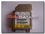 Mini 65.77-6933242 Bosch 0 285 001 682 airbag module reset and repair by Crash Data