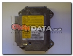 Mitsubishi 8635A215 Bosch F01G0720AH airbag module reset and repair by Crash Data