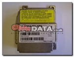 Mitsubishi 8635A222 DPB Bosch 0 285 010 690 airbag module reset and repair by Crash Data