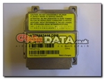 Mitsubishi MR587416 DPB Bosch 0 285 001 684 airbag module reset and repair by Crash Data