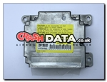 Mitsubishi Pajero 8635A 093L Airbag Control Module Reset and Repair W2T64893