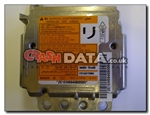 Nissan 98820 1EH0A airbag module reset and repair by Crash Data