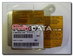 Nissan 28556 5M31A G Bosch 0 285 001 316 airbag module reset and repair by Crash Data