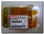 Nissan 98820 BN91A Bosch 0 285 001 638 airbag module reset and repair by Crash Data