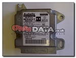 Nissan Kubistar 606 08 33 00/8200 410 188 airbag module reset and repair by Crash Data