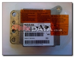 Nissan Micra 98820 AX502 Airbag Control Module Reset and Repair 0 285 001 474