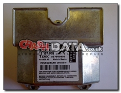 Vauxhall Astra 13 137 905 SDM Unit Reset and Repair