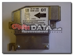 Vauxhall Combo 24 417 008 DT SDM Unit Reset and Repair