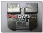 Vauxhall Astra Corsa 13 262 359 SDM Unit Reset and Repair 327963935