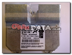 Vauxhall Corsa 13 367 438 SDM Unit Reset and Repair