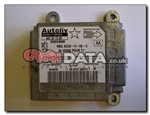 Peugeot 206 602 32 73 00 Airbag Control Module Reset Service 9660349980