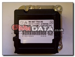 Peugeot 96 667 754 80 Bosch 0 285 010 704 Airbag Module Repair and Reset