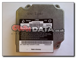 Fiat Citroen Peugeot 1324388080 Airbag Module Reset and Repair 5WK42815