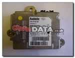 Clio Modus Megane 610 79 60 00 Airbag Module Repair and Reset 8201043701