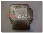VW Passat 1C0 909 605 C Airbag Control Module Reset and Repair 5WK43130