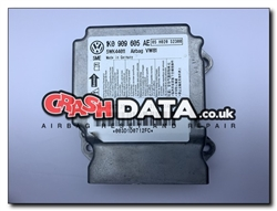 VW Golf, Jetta and Scirocco 1K0 909 605 AE Airbag Control Module Reset 5WK44011