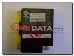 Seat Ibiza VW Polo 6Q0 909 605S Airbag Module Reset and Repair