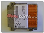 VW 8L0 959 655 A Airbag Control Module Reset and Repair 0 285 001 174